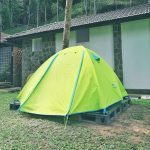 Hillside Retreat - Camping Tent